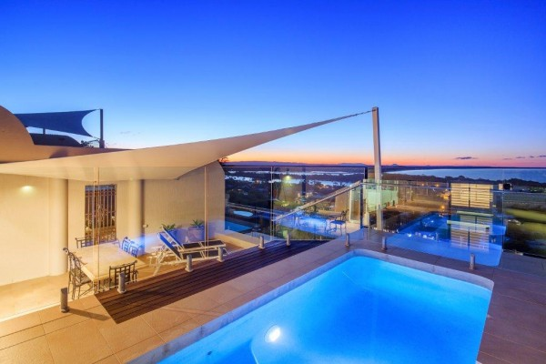Noosa Penthouse accommodation