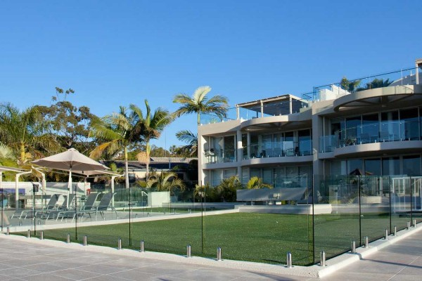 resort accommodation Noosa