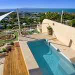 Noosa Heads Penthouse accommodation