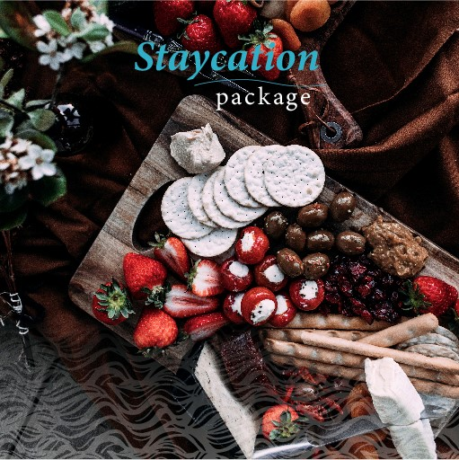 Staycation package - Nov 20